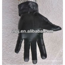 Fashinable xxl male leather gloves