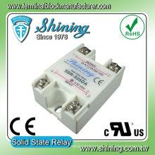 SSR-S25DA Relé de estado sólido SSR-S25DA de 25 amp DC para AC único