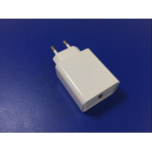 Quick charger QC3.0 TYPE-C USB-A 5V3A/9V2A /12V1.5A