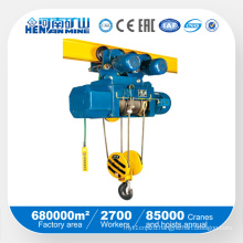 Single Speed Monorail Electric Hoist