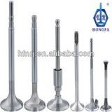 marine engine valve 48/60, 32/36, 32/45 inlet valve spindle and exhaust valve spindle