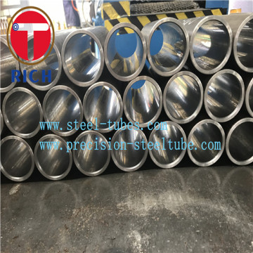 EN 10305-1 E235 E355 St52 Seamless Carbon Steel Hydraulic Cylinder Honed Tube