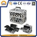 Durable Aluminum Carrying Makeup Cosmetic Case