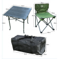 Cadeiras de acampamento por atacado e mesas de acampamento