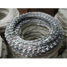 Supplier of High-Quality Galvanized Razor Barbed Wire