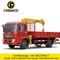 Foton Chassis Lifting Truck Crane with Cheap Price