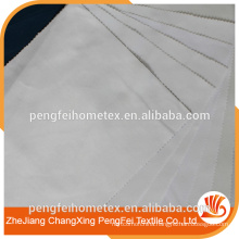 100% Polyester Bleached fabric