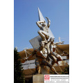 High quality Customer Stainless Steel Sculpture