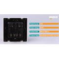 Igoto E9031 3 Gang 1 Way British Electrical Wall Switch