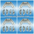 sand casting machinery parts/ automobile part casting / mechanical components