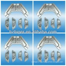 piezas de maquinaria de fundición en arena / fundición de piezas de automóviles / componentes mecánicos