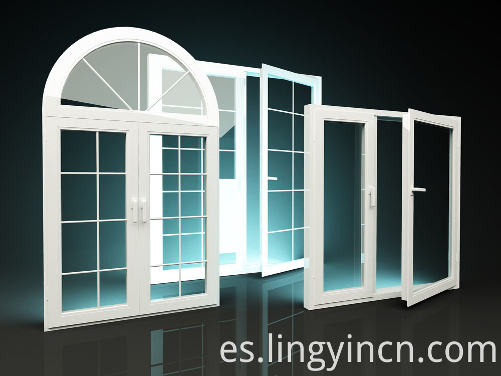 conch upvc casement windows price 2