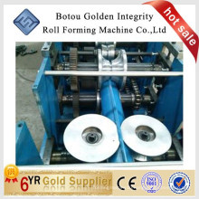 Hydraulic Metal Sheet Round Downspout / Downpipe Forming Machines For Sale