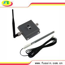 Amplificador de señal móvil de banda dual 850MHz / 1900MHz PCS 2g GSM / 3G 65dB