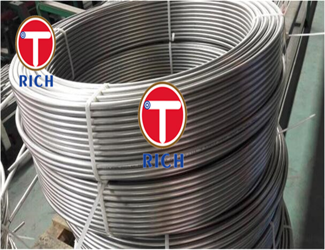 TORICH GB/T24187 BHG1 Precision Single Welded Steel Tubes In Condenser