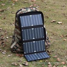 2017 Hot selling 26W portable flex small size low price mini solar panel