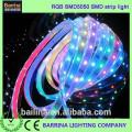 caliente venta 3528 CRI80 warmwhite LED luz de tira flexible