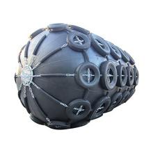yokohama floating boat marine pneumatic rubber fender with accessories