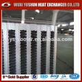 Hersteller von Alumnum Plate Fin Wasser Luft Intercooler Core