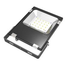 Luz de inundação de LED de 20W listada na UL com 5 anos de garantia