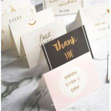 Cartes de voeux avec enveloppes