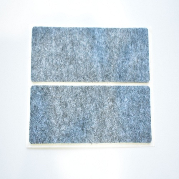 rectangle felt pads