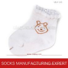 Детский чистый хлопок из кружевных носков (UBUY-108)
