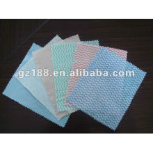 Mesh Nonwoven Spunlace, non-woven fabric for wet wipes