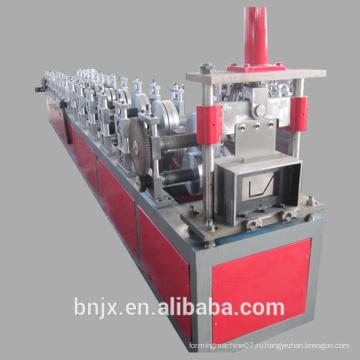 Полукруглый желоба холодной формовочной машины / украина K машина для производства желоба