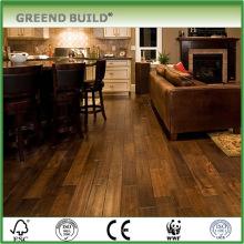 Feuerbeständiger Fußboden der Klasse B1, natürlicher feuerfester Fußboden des echten Holzes