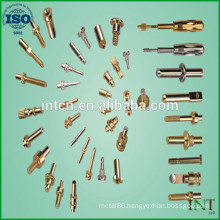 DIN non standard precision contact pins