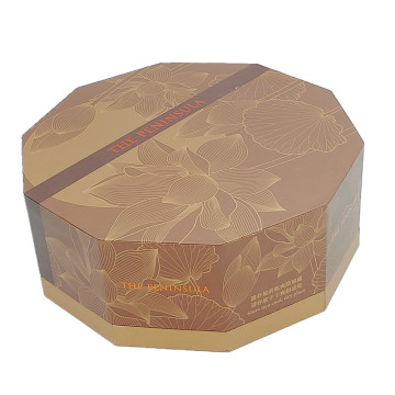 New Fashion Design for Electronics Set Top Paper Box Christmas Paper Clothing Gift Box export to Netherlands Importers
