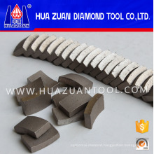 Diamond Segment Drilling Reinforced Concrete