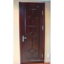 Puerta de madera (HDA-015)