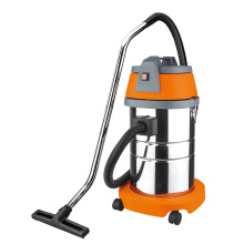 new stainless steel wet and dry 30l high quality home front wheel commercial industrial vacuum cleaner for dust removal cleaning