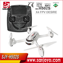 Hubsan X4 H502S RC Drohne 5,8G FPV GPS Höhe Modus RC Quadcopter mit 720 P Kamera Follow Me One Key Return Headless Modus Drohnen