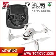 Hubsan X4 H502S RC Drone 5.8G FPV GPS Altitude Mode RC Quadcopter with 720P Camera Follow Me One Key Return Headless Mode Drones