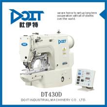 China macnie industrial do computador que costura para o nó que amarra DT430D