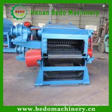 China melhor fornecedor direto da fábrica elétrica chipper madeira / madeira log chipper para fábrica de papel