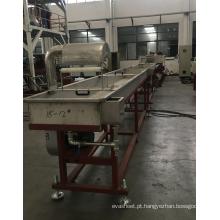 Extrusora de plástico PET Máquina de pelotização