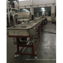 Extrusora de plástico PET Pelletizing Machine