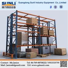 Feito em china armazém armazenamento pallet racking sistema