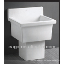 EAGO Ceramic mop tub