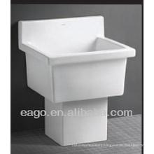 EAGO Ceramic mop tub