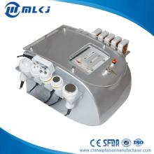 650 Laser + Cavitation + Vide + RF minceur usine de produits