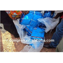 Insecticide treated rectangular mosquito nets