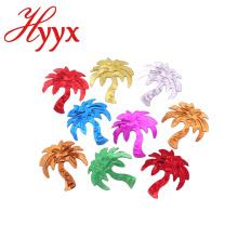 HYYX Wholesale Customized Color kids party supplies sequins/easter decoration sequin