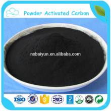 Food Additives Used Powder Activated Carbon With Factory Direct Sale
