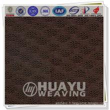 Warp Knitting Spacer Tissus respirants de tissu de siège d'auto