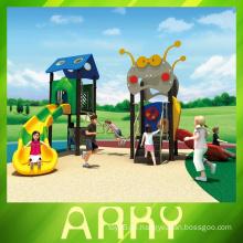 Aktualisiertes neues Design PE-Board Kinder Outdoor Spielplatz Park Ausrüstung